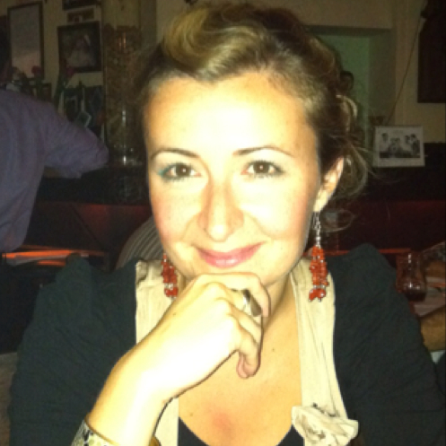 Photograph of Dr Natasha Soureti