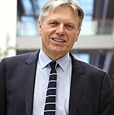 Photograph of Prof Rob Nolan